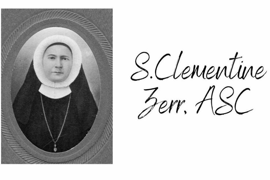 Clementine Zerr, ASC (1832-1906)