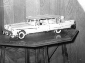 car cake 782