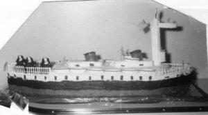 ship cake  787
