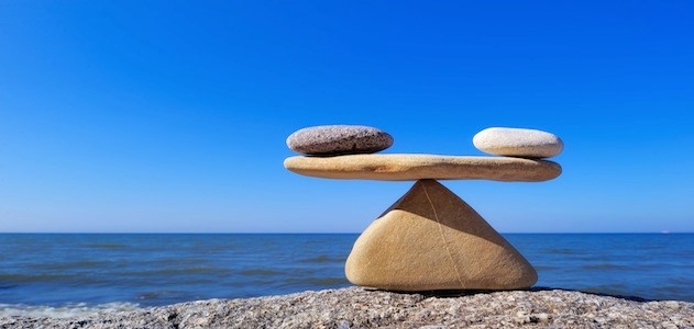 Finding Balance Amidst Uncertainty