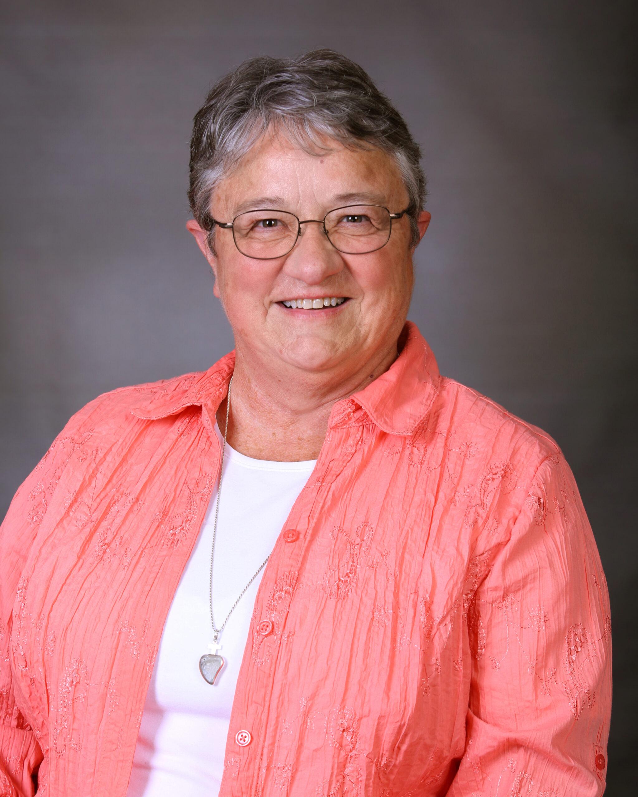 Sister Vicki Bergkamp, ASC